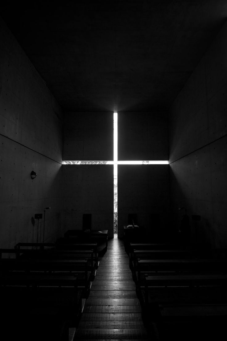 THE CHURCH OF LIGHT - TADAO ANDO