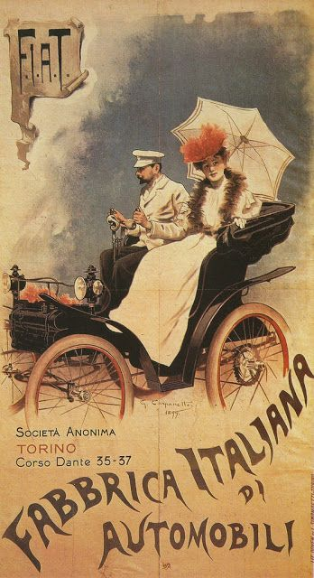 42 Interesting Vintage Photos of Automobile Advertising in the last Decades