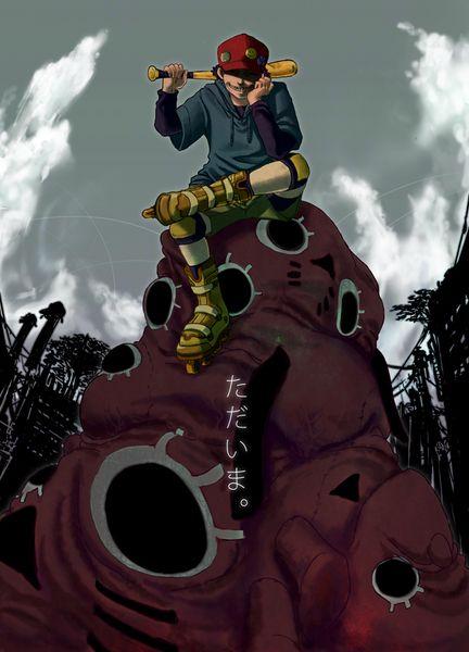 Shounen Bat and Maromi // Paranoia Agent