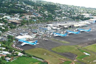 Papeete Faaa airport