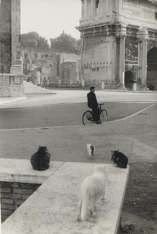 Henri Cartier-Bresson - Rome, 1959