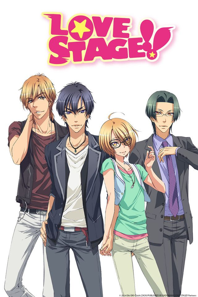 Crunchyroll - Love Stage!! Full episodes streaming online for free
