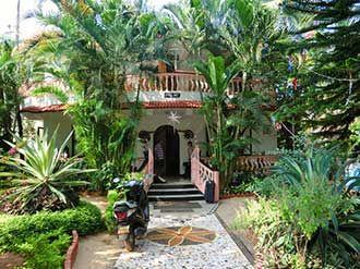 Dmellos Guest House in Goa
