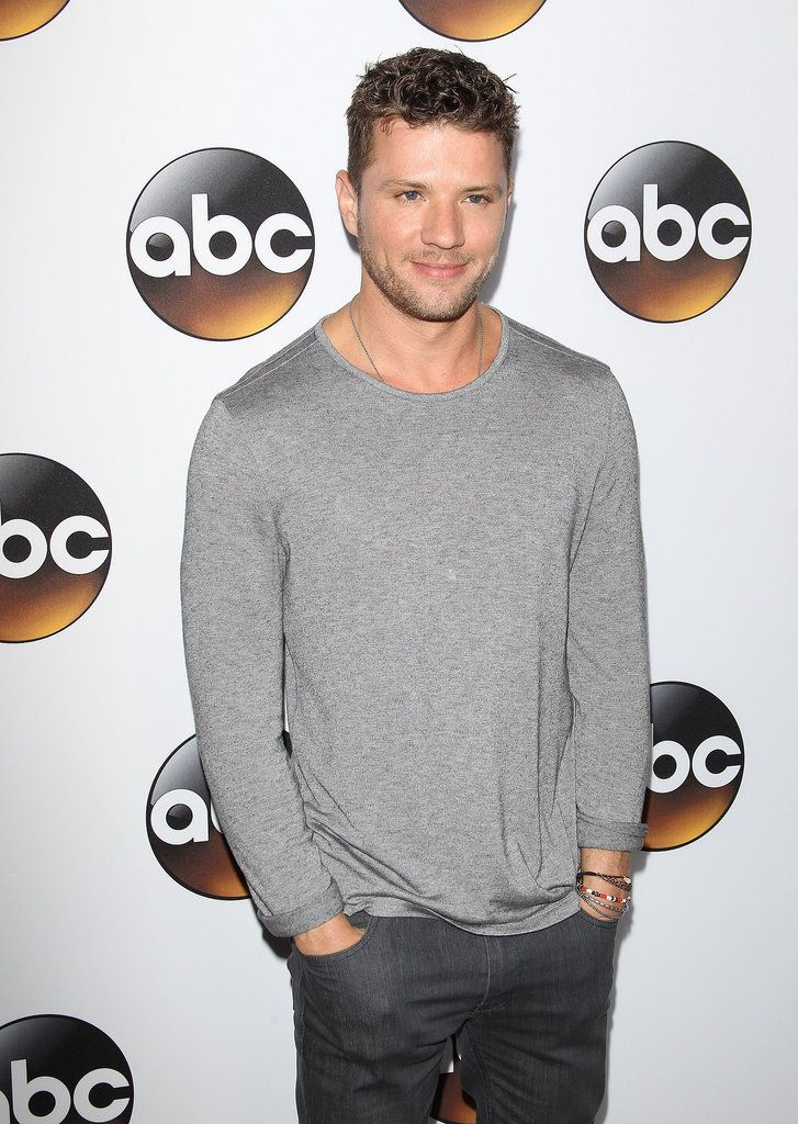 Ryan Phillippe's Sweet, Sort of Shy Swag