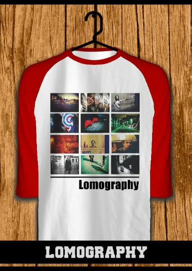 ourkios - Lomography Red Raglan