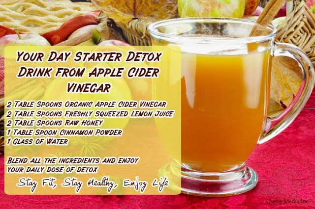 Apple Cider Vinegar With Honey Recipe Apple cider vinegar (ACV) is fermented juice from crushed apples. Like apple juice, it contains some pectin; vitamins B1, B2, and B6; biotin; folic acid; niacin; pantothenic acid; and vitamin C.