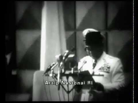 Pidato Terakhir Soekarno