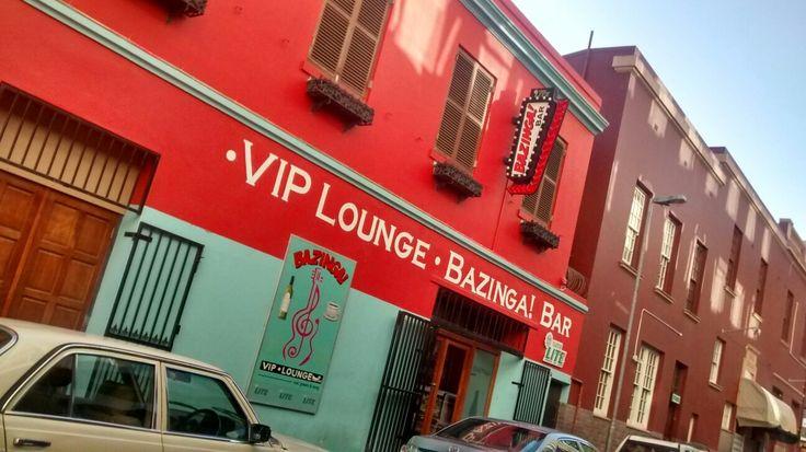 Bazinga Bar
