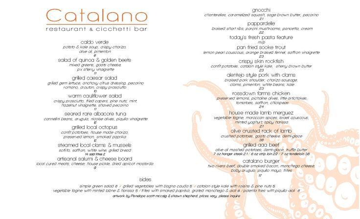 The new dinner menu @Cicchettibar  Tasty Fall eats from Chef Aaron Lawrence @Magnoliahtl   www.magnoliahotel.com #YYJ  #FOOD #BOUTIQUEHOTEL