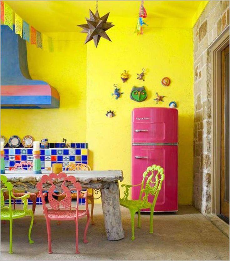 oltre 25 fantastiche idee su pareti della cucina gialle su pinterest - Soggiorno Pareti Gialle 2