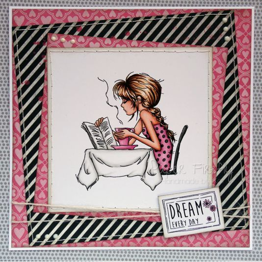 347 best card making teenage girls images on pinterest card girly card using lotv stamp jasmine coffee bookmarktalkfo