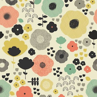 flowers, the print tree