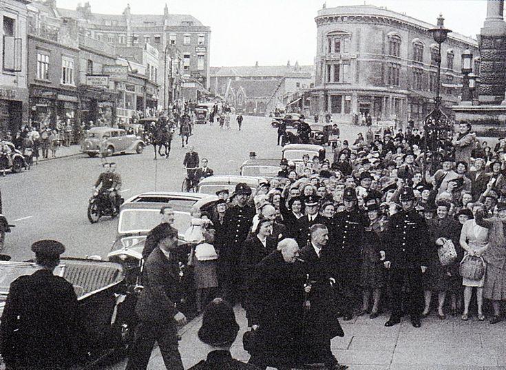 1946 Winston Churchill, Bristol