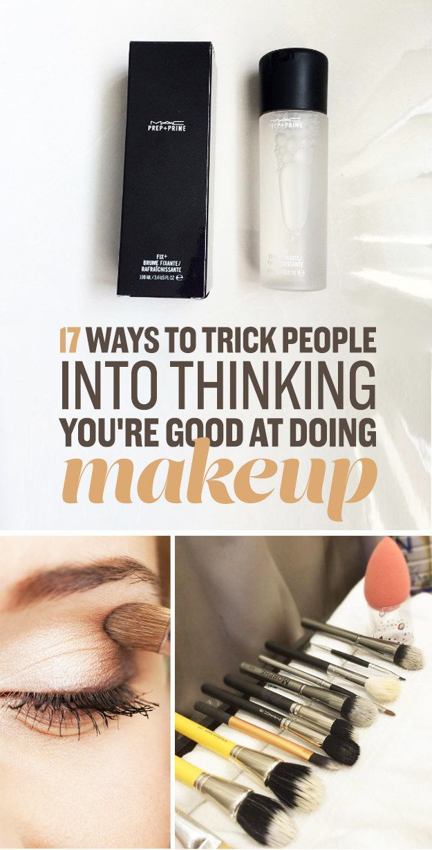 Get that flawless face with minimal effort.