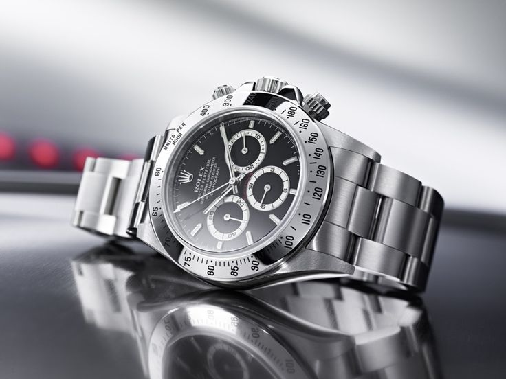 No watch collection is complete without the Rolex Daytona in stainless steel.****For more Information Call Us At:  (866) 264-9759 Or Visit: haroldfreemanjewelers.com   www.youtube.com/watch?v=dXT8vy4e8c4 www.facebook.com/HaroldFreemanJewelers