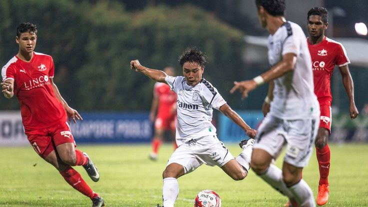 Albirex Niigata (S) take control of Singapore Cup semi vs. Home United