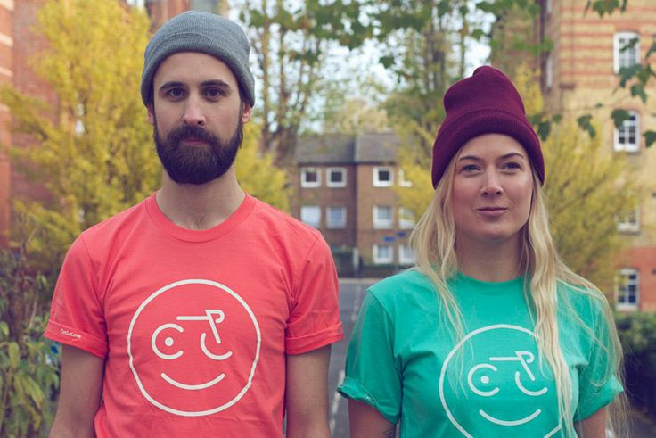 Buddy T-shirt by CycleLove