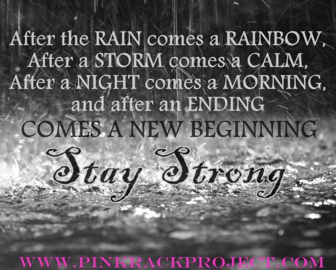 pinkrackproject strength quotes  Strength~Hope~Faith