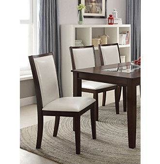 Acme Eastfall Set of 2 Side Chairs
