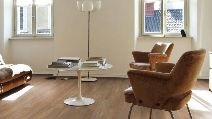 COM4031 Objectflor Expona Commercial Collection Vinyl Designbelag Natural Brushed Oak