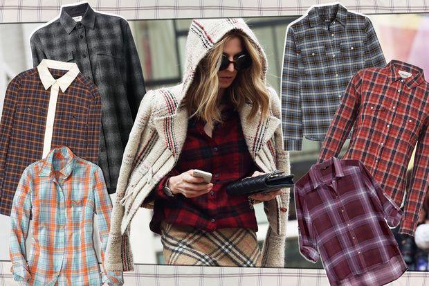 #CAMICIE A QUADRI: È DI NUOVO #TENDENZA    #Manida #Eshop http://www.grazia.it/moda/tendenze-moda/camicie-quadri-tendenze-autunno-inverno-2013-look-zara-asos