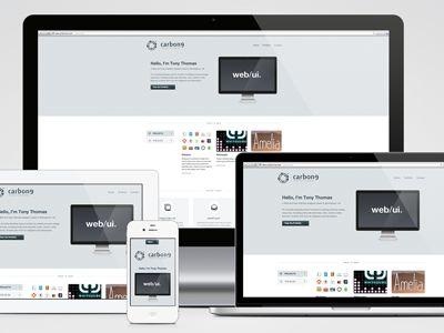 Responsive Design Mockup Pack (Free PSD)