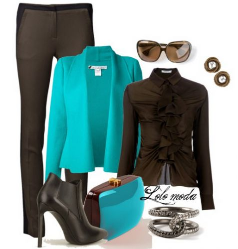 women's outfit 2014, http://lolomoda.com/womens-classic-fashion-trends-2014/
