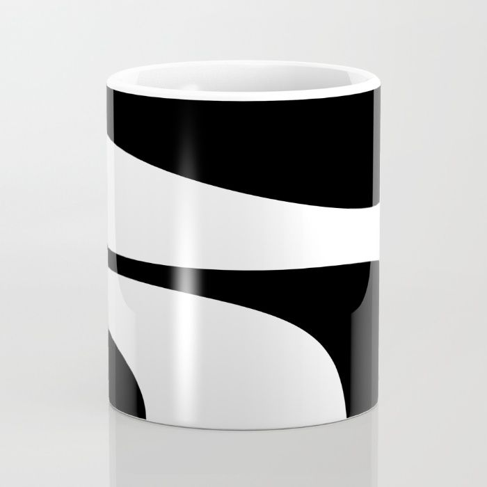 Buy Fiv (black) Mug by werls. Worldwide shipping available at Society6.com. Just one of millions of high quality products available.