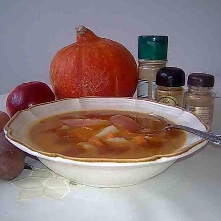 Almás sütőtökkrémleves Recept képpel -   Mindmegette.hu - Receptek