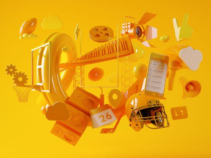 Parse by Danny Jones #Design Popular #Dribbble #shots