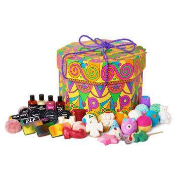 59 best Lush gift packs images on Pinterest | Lush cosmetics, Lush ...