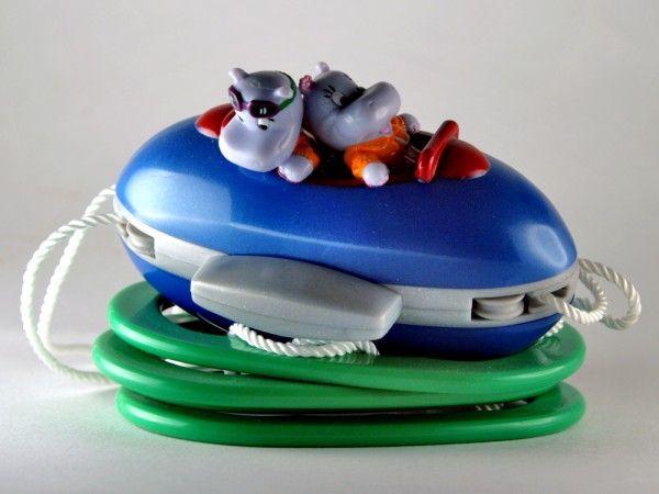 2003 Maxi - König der Löwen    Happy Hippo Speed