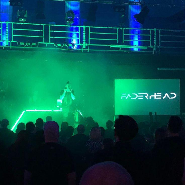 Faderhead #eonly #festival #Leipzig #faderhead