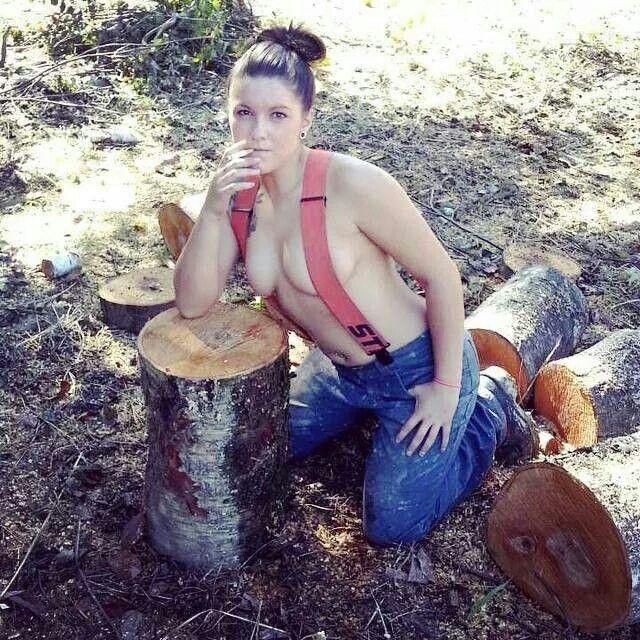 sexy loggers