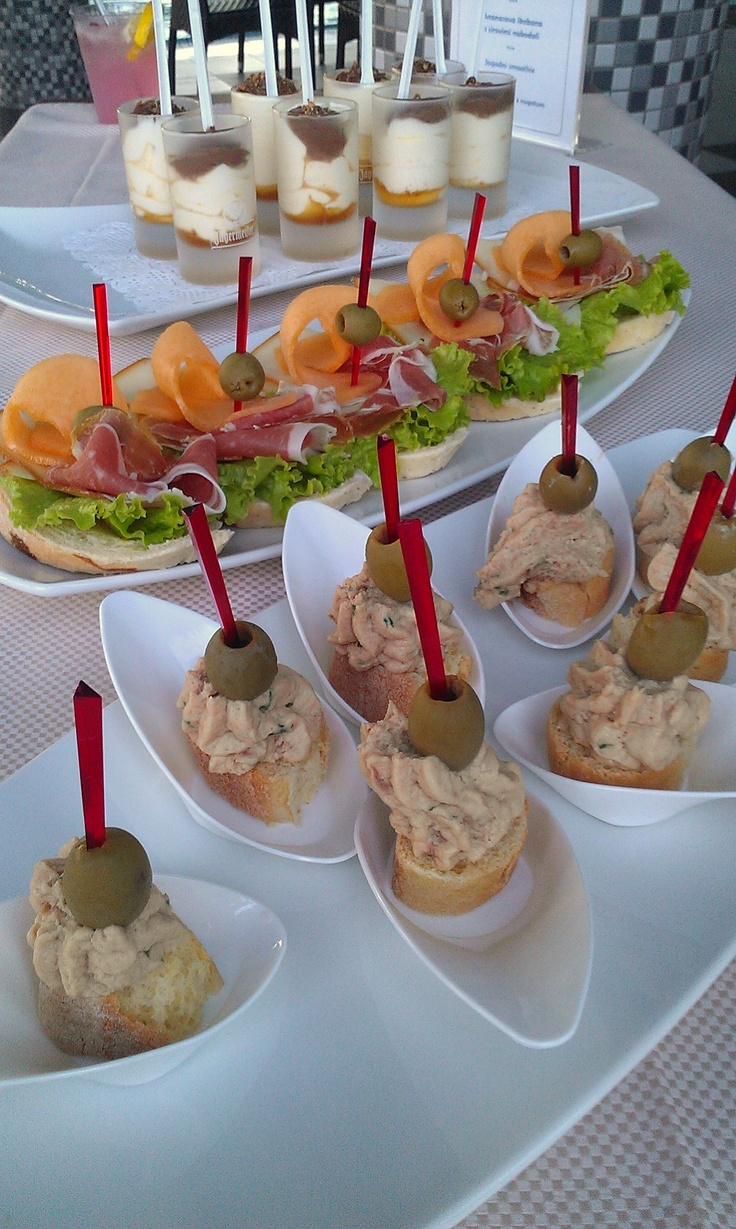 97 best Poolside foods & dishes images on Pinterest ...