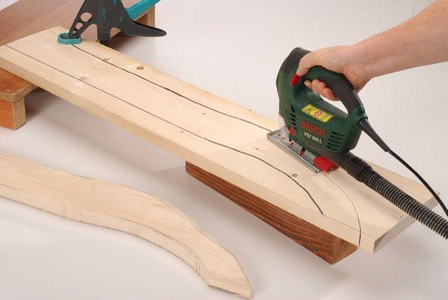 Come Costruire Una Sedia A Dondolo.Costruire Una Sedia A Dondolo In Legno Bricoportale Fai Da Te E