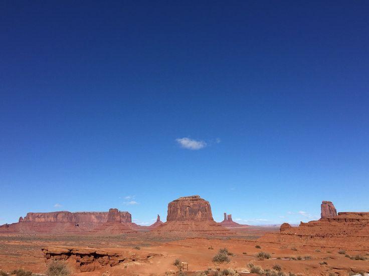 Национальный парк Долина Монументов (Monument Valley Navajo Tribal Park AZ)