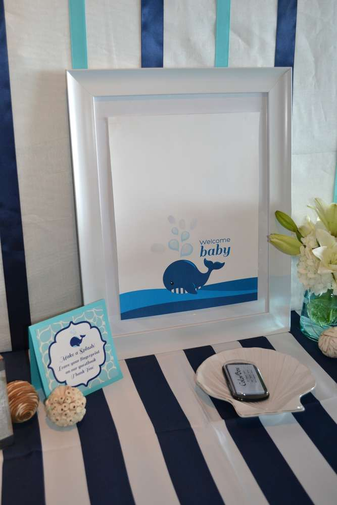 best baby shower ideas images on   nautical baby, Baby shower