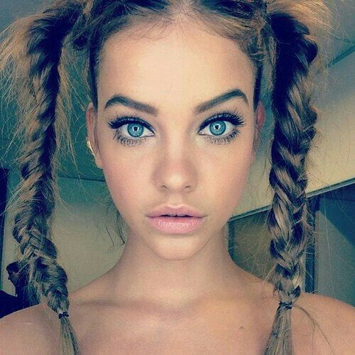 You're never too old for pig tails! #hairstyle #beauty #makeup