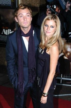JUDE LAW Jude Law's plans to marry Sienna Miller quickly fell apart when the nanny to his children with his ex-wife sold the story of their affair to a tabloid. In the tell-all, she reports having been intimate with Law in several parts of the home he shared with Miller.