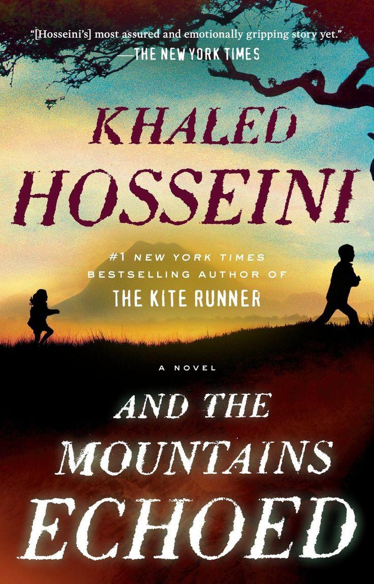 And The Mountains Echoed [paperback] [jan 01, 2014] Khaled Hosseini]