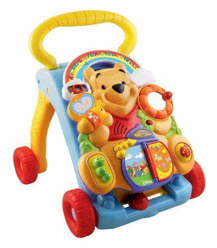 VTech Baby Winnie the Pooh – Andador con actividades [importado de Alemania]