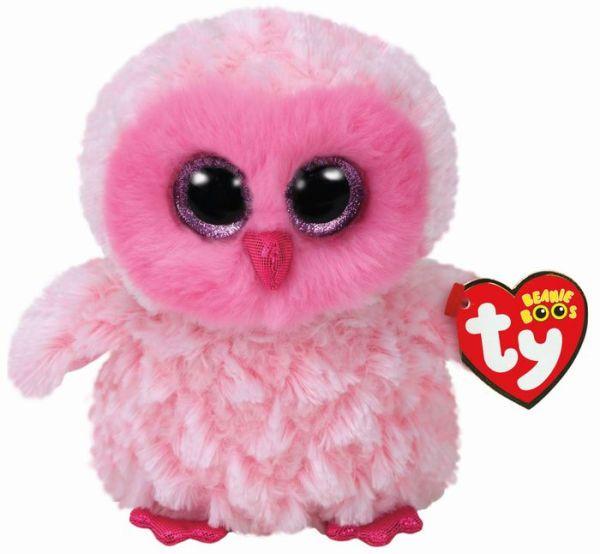 TWIGGY - pink owl reg