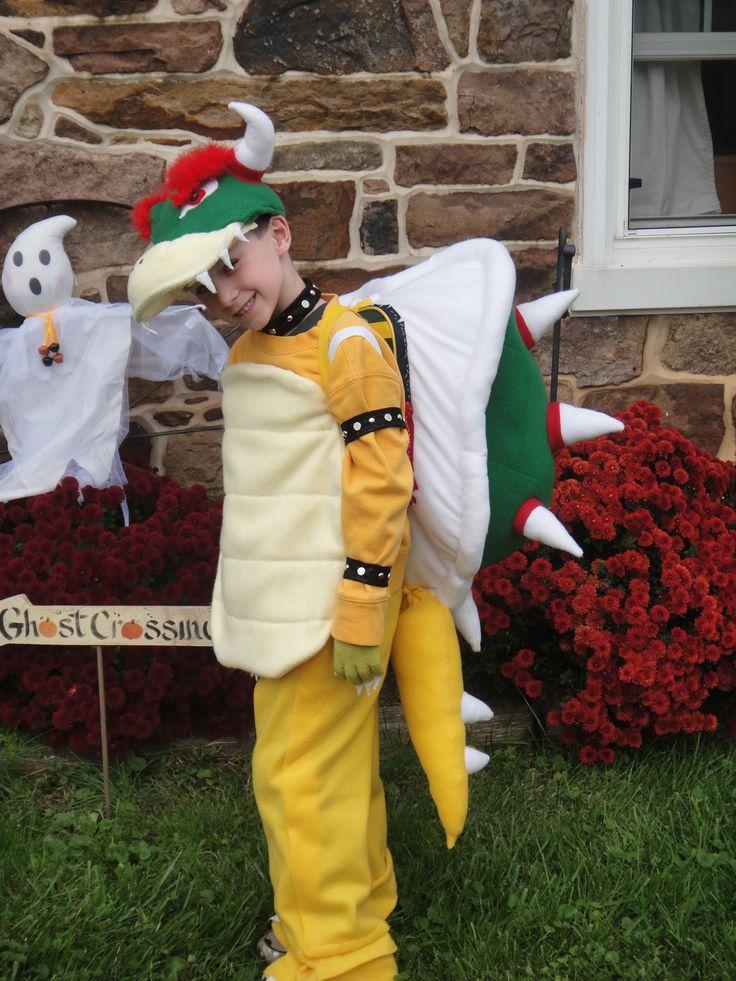 halloween bowser costume - Koopa Troopa Halloween Costume