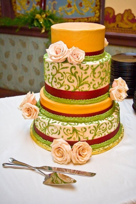 Wedding Cakes Springfield Mo Celebrations By Sonja