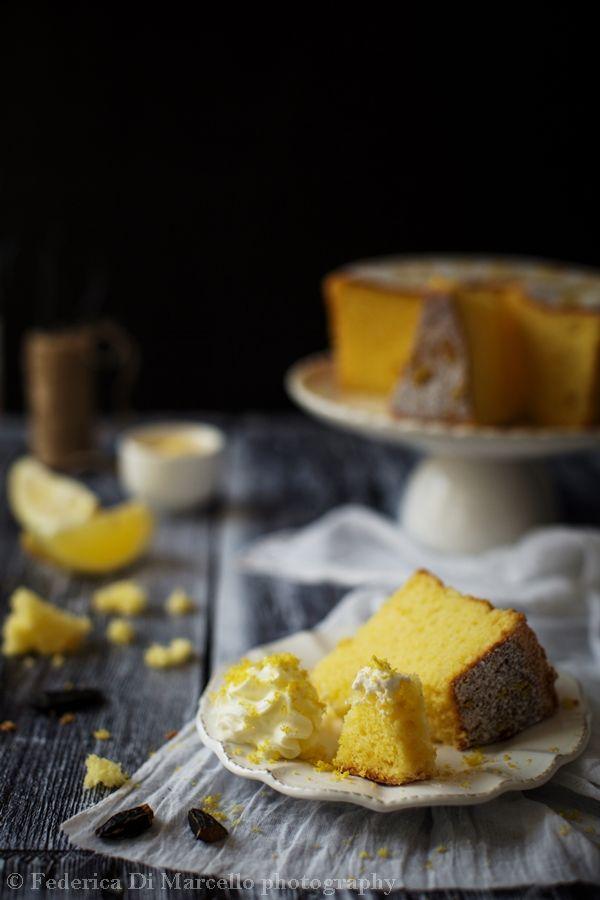 lemon chiffon cake gluten free