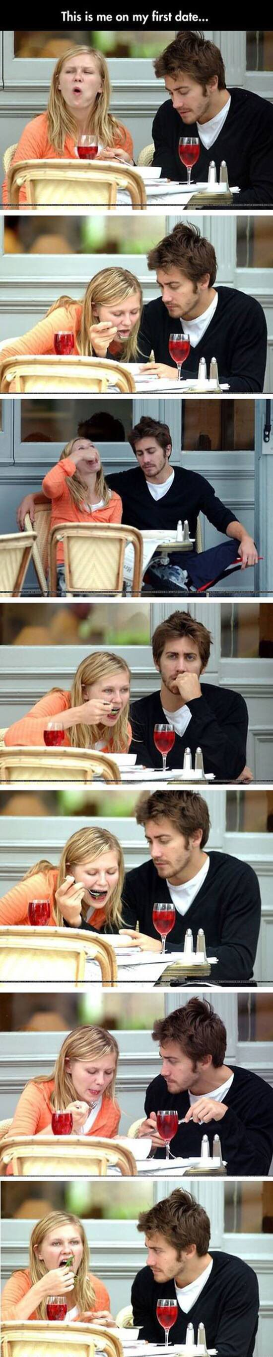What I'd do on a date with Jake.