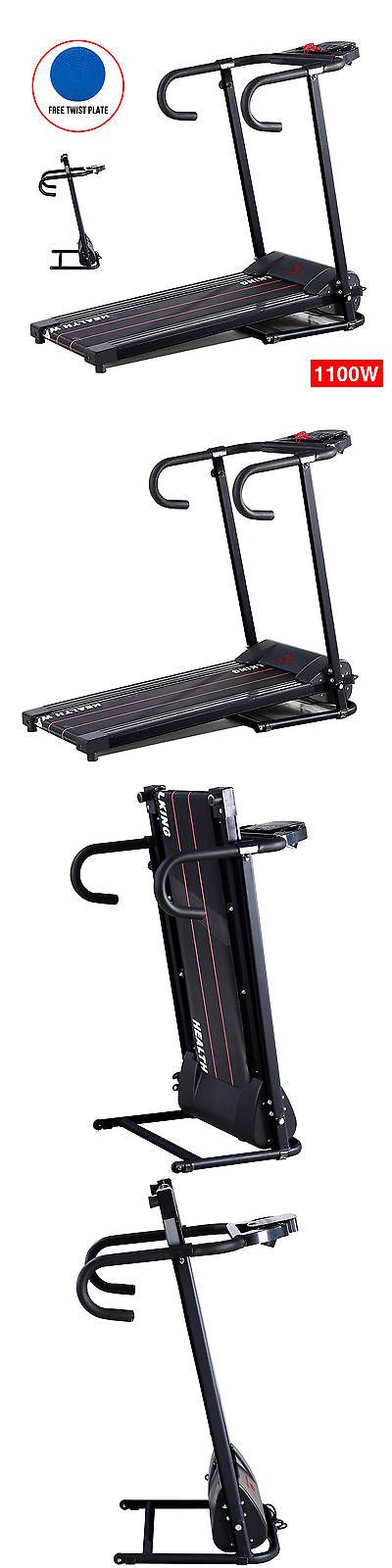 Treadmills 15280: New Folding Electric Treadmill Motorized Running Machine Portable Gym Fitness -> BUY IT NOW ONLY: $579.9 on eBay!