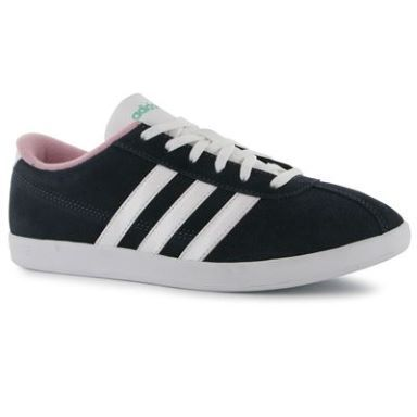 Adidas Neo Court Ladies Trainers