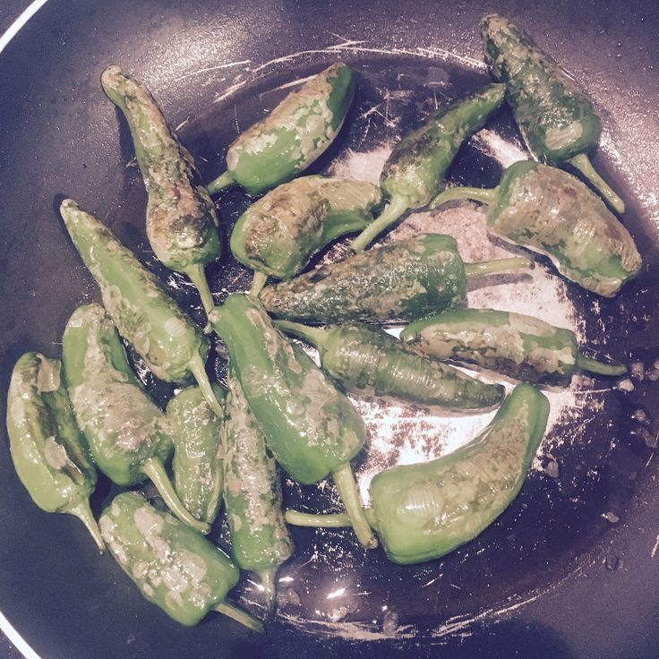 Padron Peppers are my absolute favourite tapas dish. These non-spicy little chilli replicas are so sweet and juicy, served with crunchy salt for contrast and seem perfect as a side dish with just a…